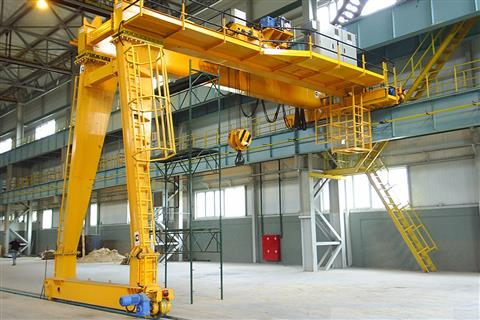 Semi Gantry Cranes.